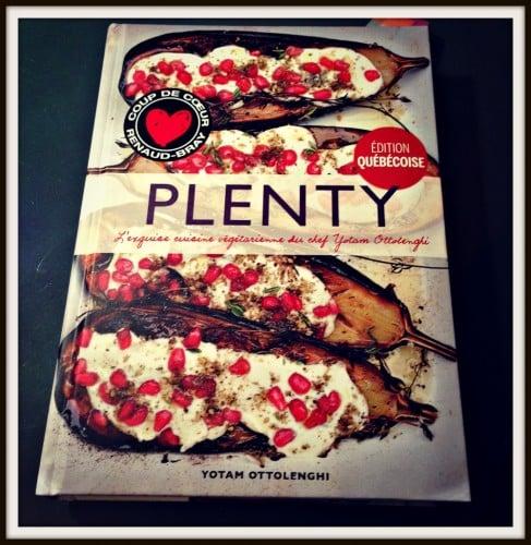 Couverture du livre Plenty