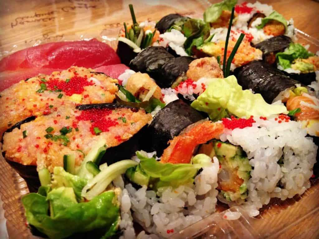 Sushi Yu Mi