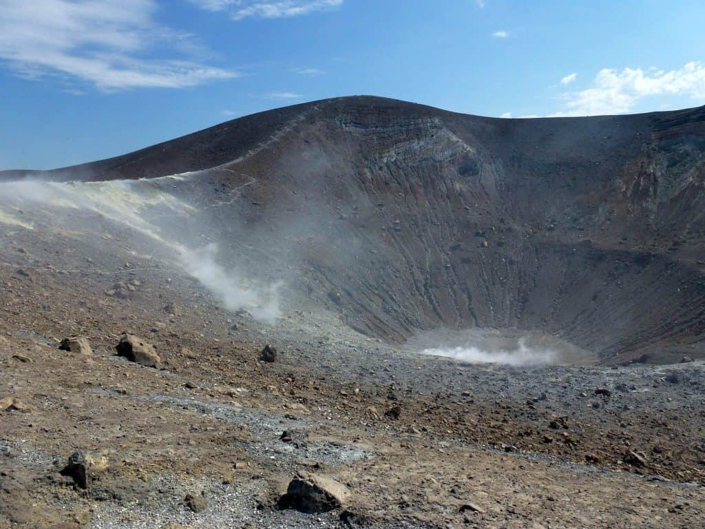 Cratère de Vulcano