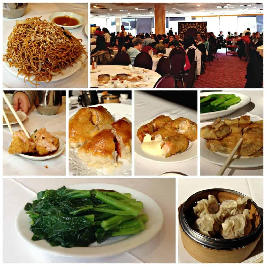 Dim Sum - Maison Kim Fung - Chinatown