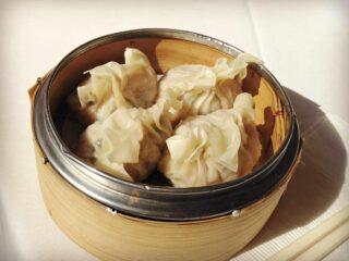 Dumplings - Maison Kim Fung - Chinatown