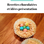 Pâques : recette de nid en chocolat et autres idées