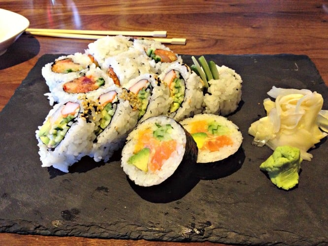 Sushis - Kyo Bar Japonais