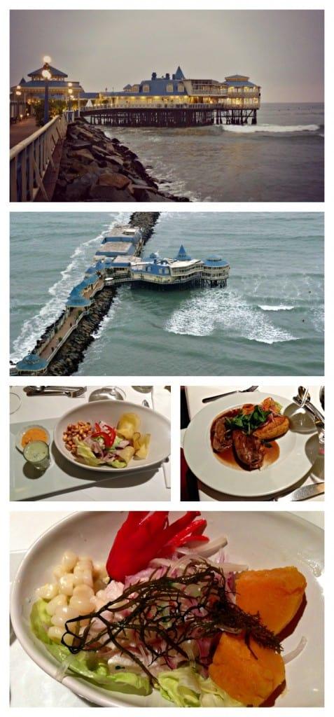 Rosa Nautica, restaurant à Lima au Pérou