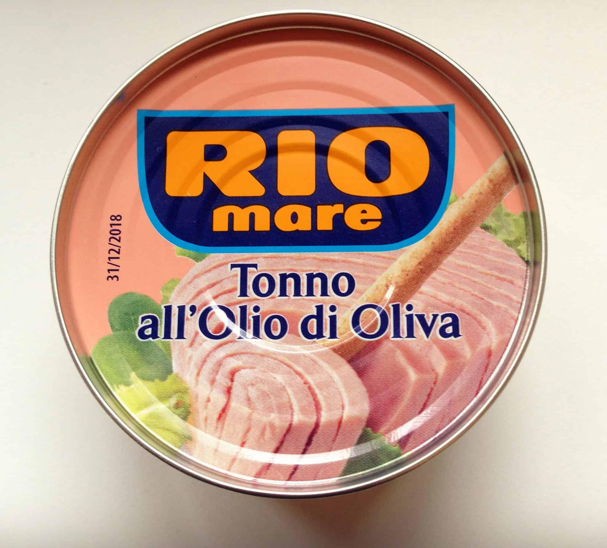 Souvent Recette de pâtes aux tomates et au thon Rio Mare - Urbaine City  RH99