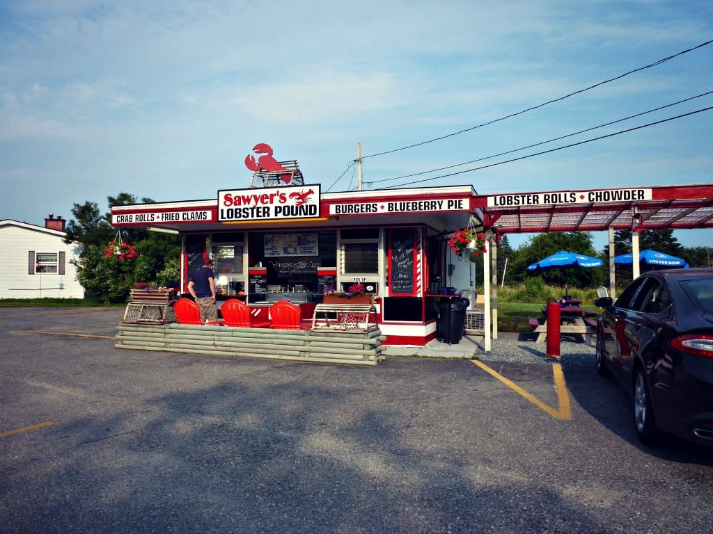 Le restaurant Sawyer, selon moi, est un incontournable si vous êtes dans le coin du Seawall Campground ou de Mount Desert au Parc Acadia (Maine)