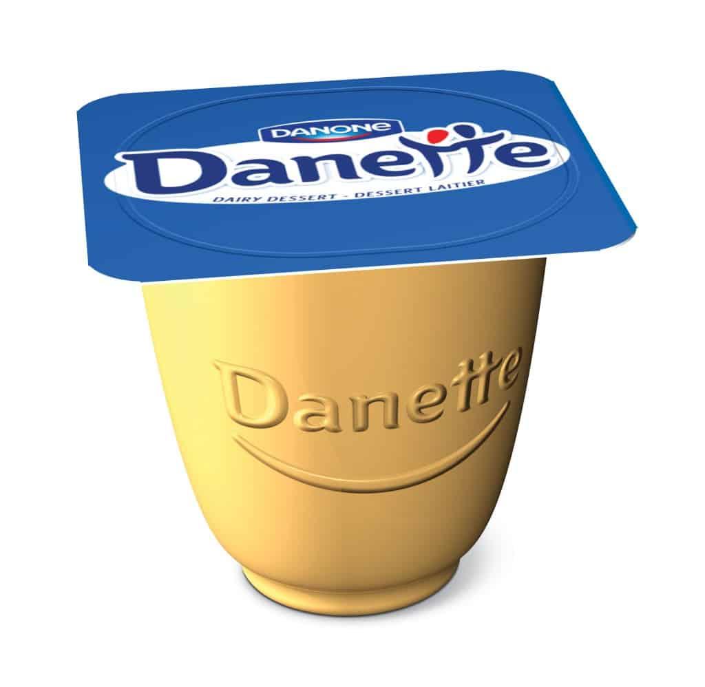 Danette à la vanille