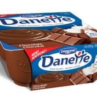 Danette au chocolat