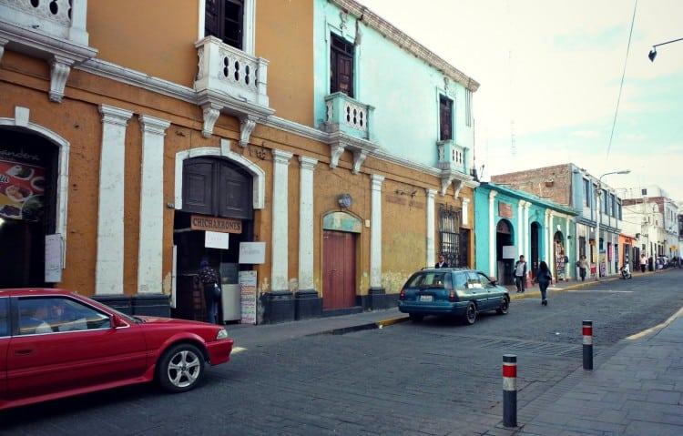 rues Arequipa