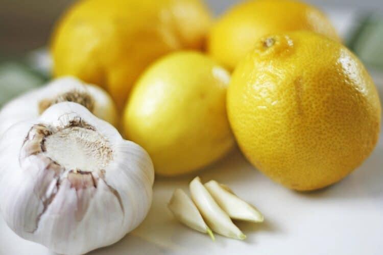Citron et ail