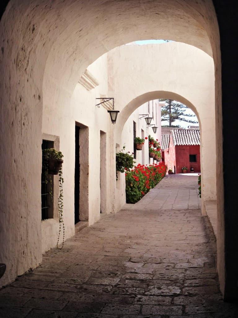 Calle Cordova - Santa Catalina
