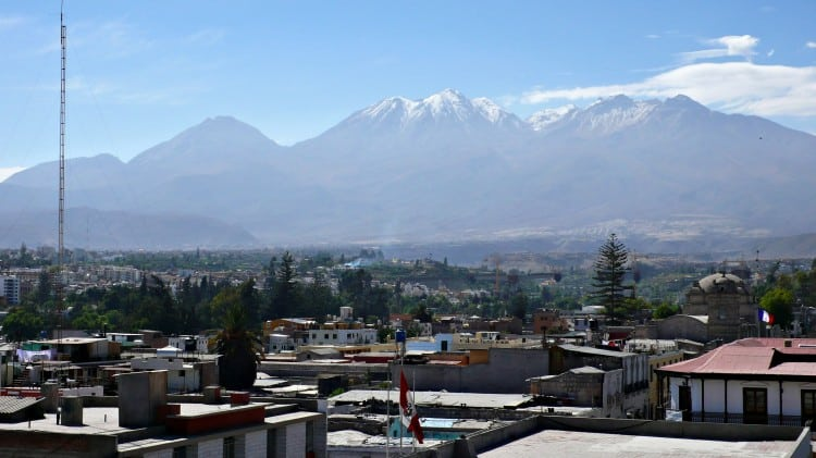 Volcans - Arequipa