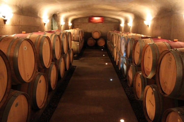 Cave à vin - Vignoble Rivière du Chêne