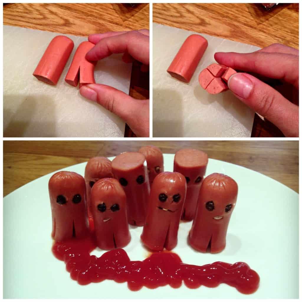 Monstres saucisses