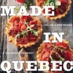 Couverture du livre Made in Quebec