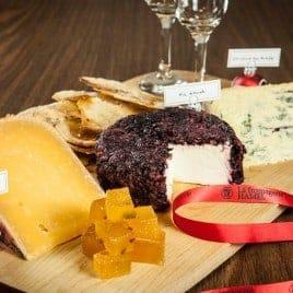 Plateaux de fromage
