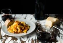 Pasta al ragu - avec sauce bologaise