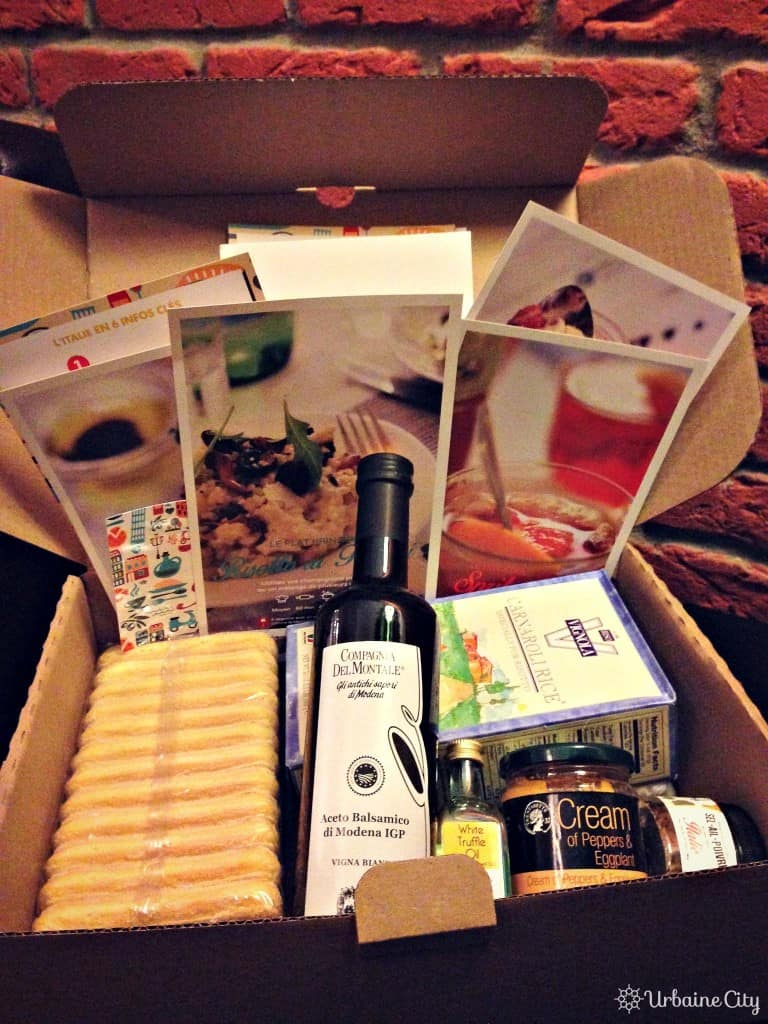 Boîte Toscane - Food Trip To