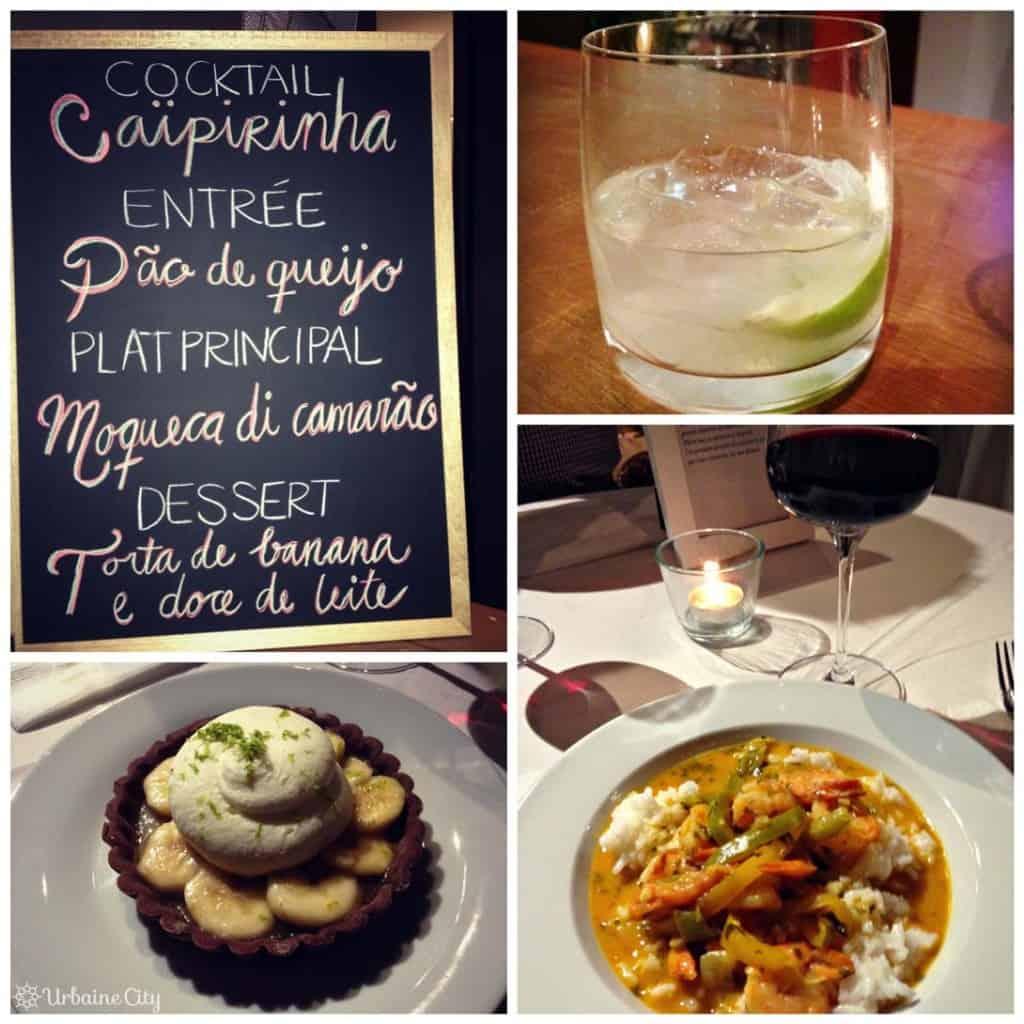 Food Trip To : boîte Brésil