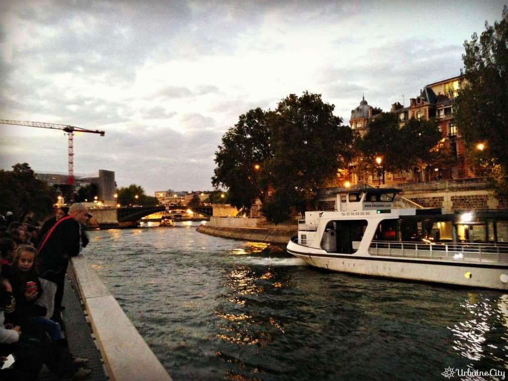 Croisière sur la Seine - Bateaux Parisiens - Paris