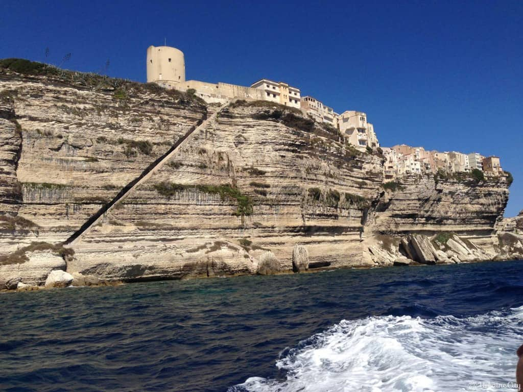 Escalier d'Aragon - Bonifaccio