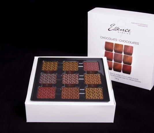 Chocolats - Essence Glacier