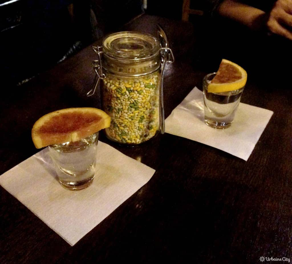 Tequila à l'orange - Rasoi Montréal