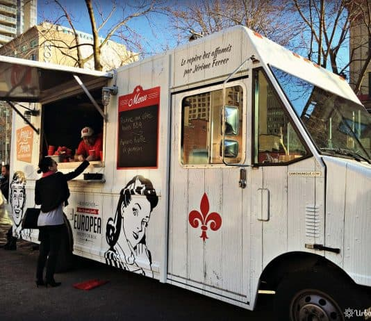 Foodtruck Jerry Ferrer Mobile - Montréal
