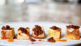 Tortilla espagnole à la sobrasada Ibérico de Marie-Fleur St-Pierre