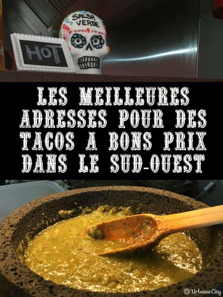 Les meilleures adresses pour manger des tacos à prix doux dans le Sud-Ouest de Montréal