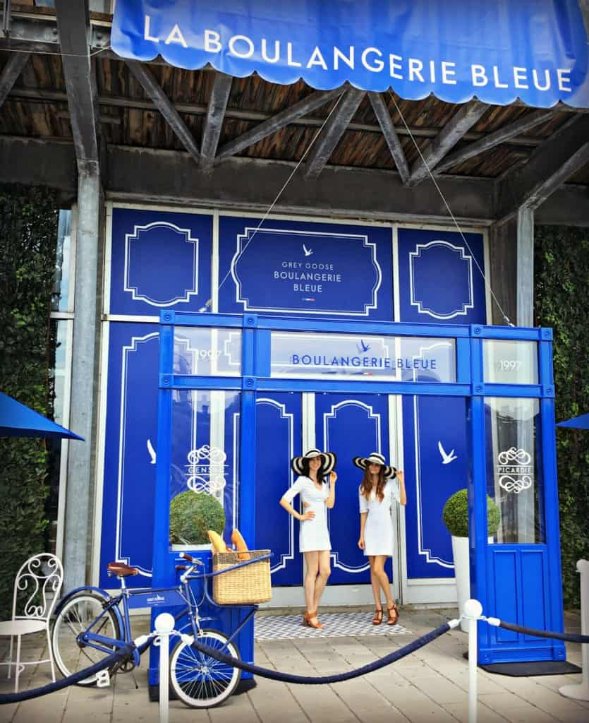 Boulangerie Bleue - GreyGoose - Fly Beyond