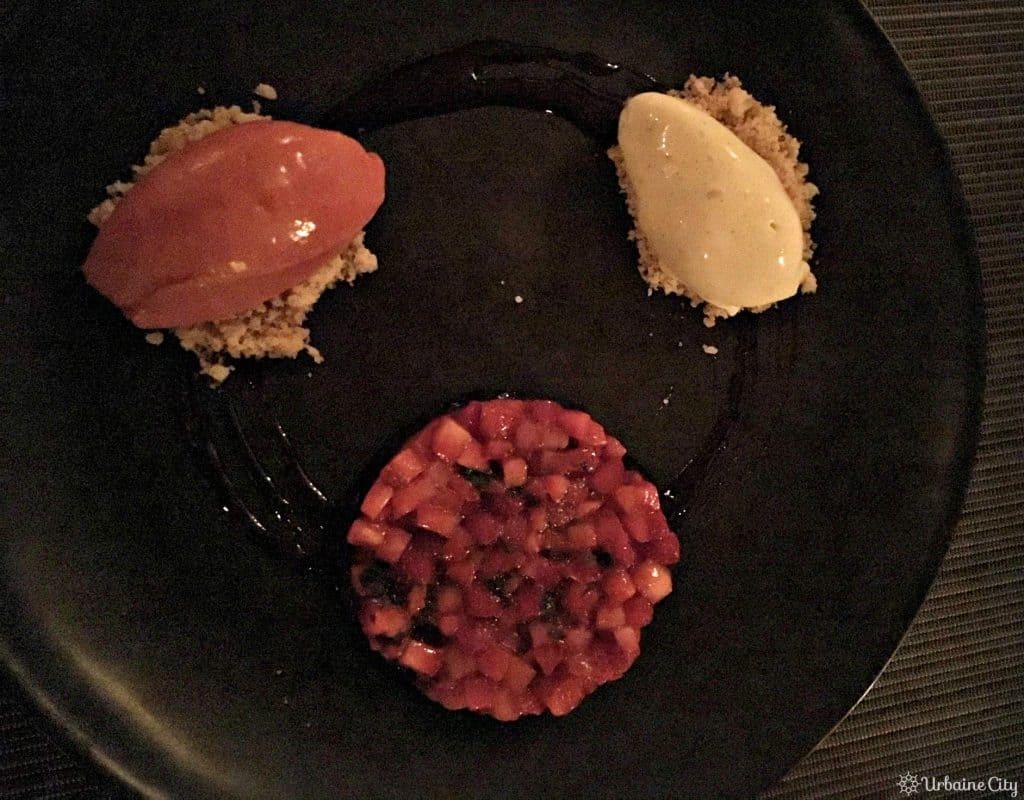Dessert - Auberge Saint-Gabriel