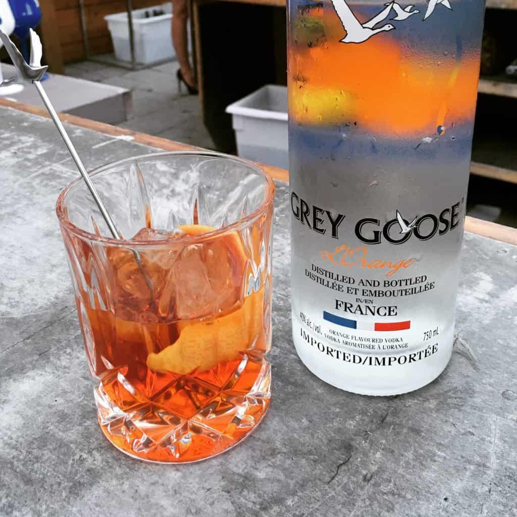GreyGoose Negroni