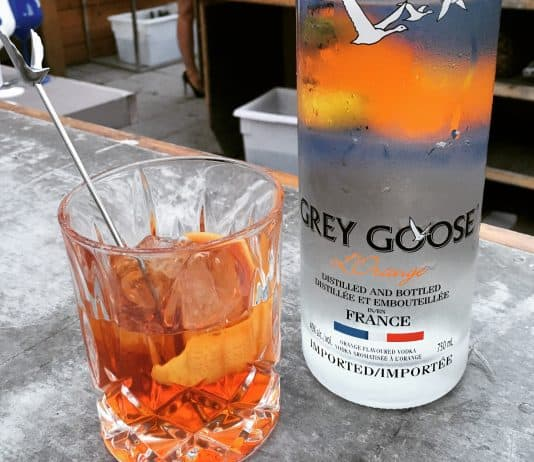 GreyGoose Negroni