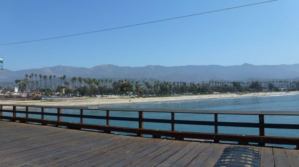 Plage Santa Barbara