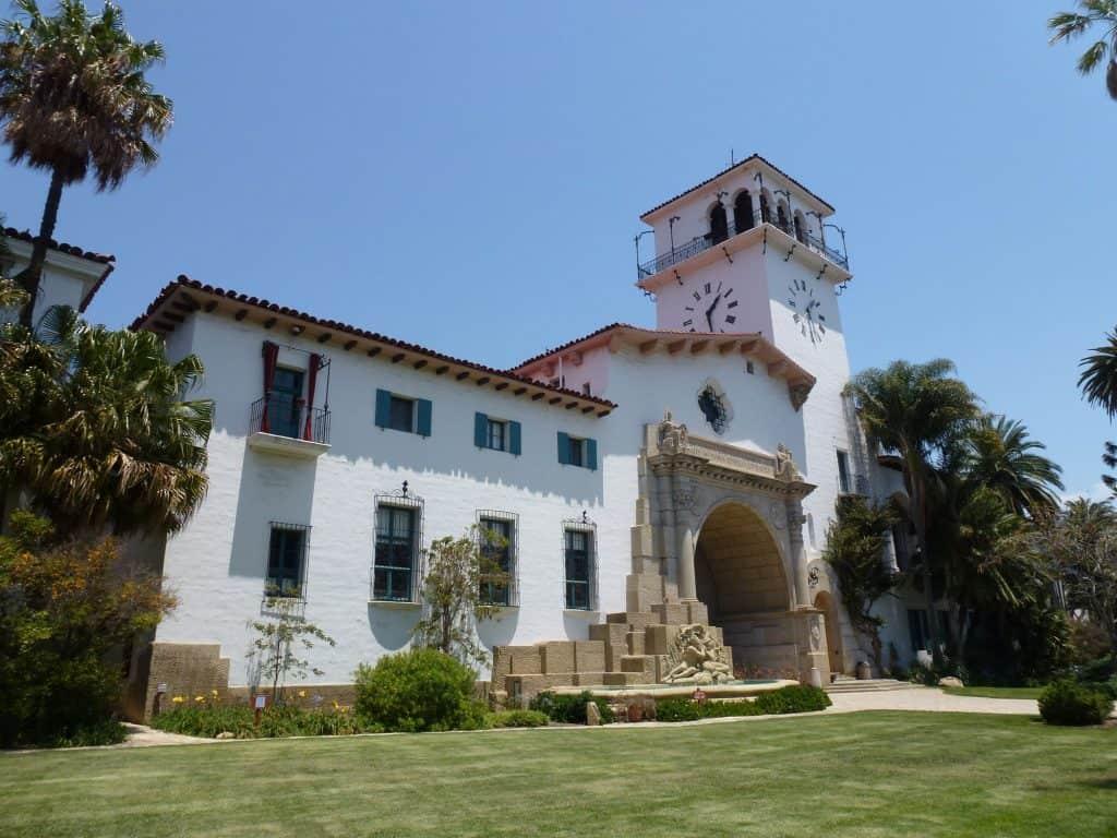 Court House - Santa Barbara