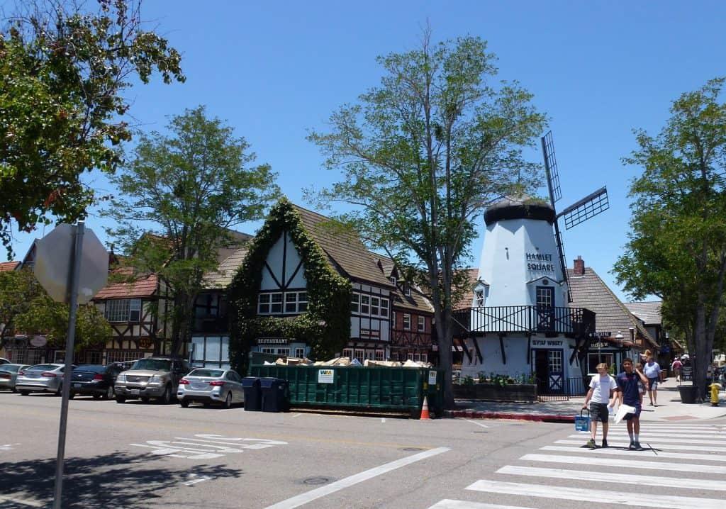 Santa Barbara en 6 coups de coeur - Solvang