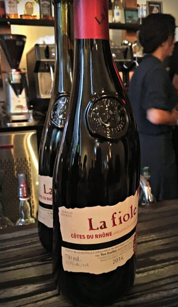 La Fiole - vins de la vallée du Rhône