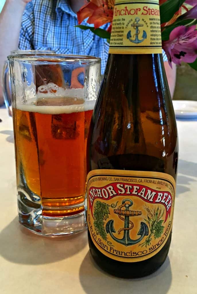 Biere de Californie