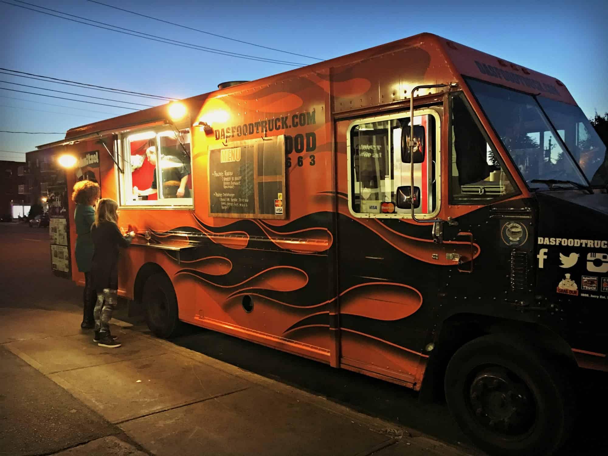 Food Truck Saguenay