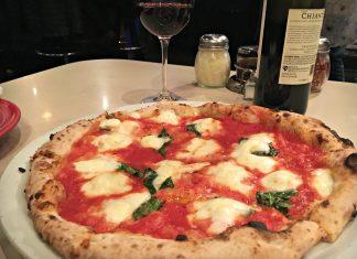 La pizza napolitaine de Tony's Pizzeria, couronnée la meilleure du monde