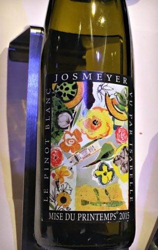 Vin blanc Alsace