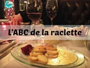 Réussir sa raclette