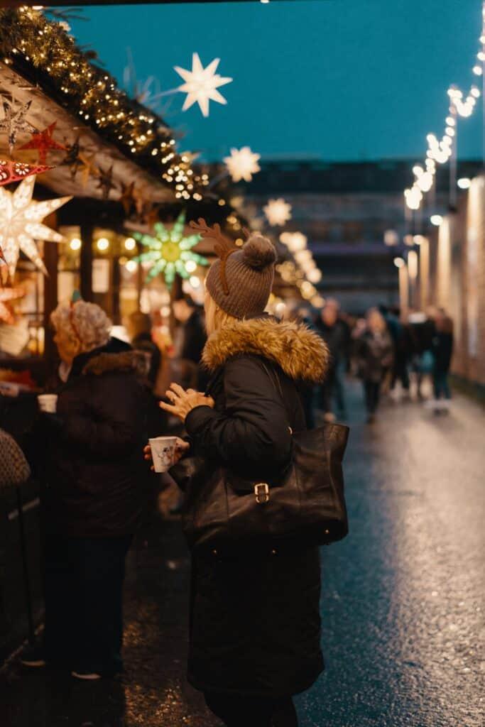 Marchés de Noël Montréal et Québec