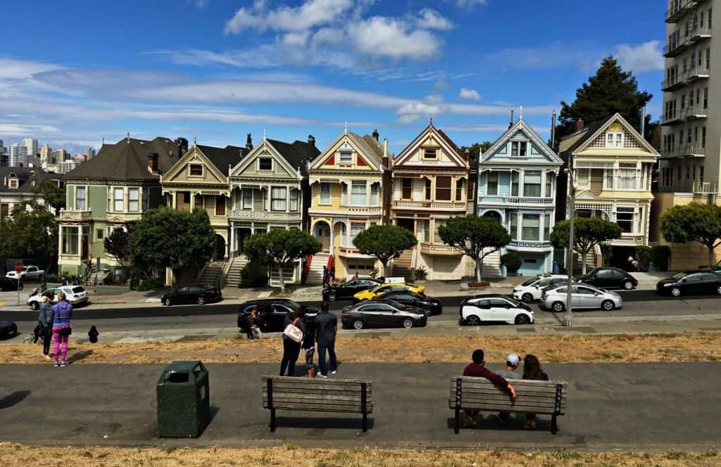 Les Painted Ladies - San Francisco