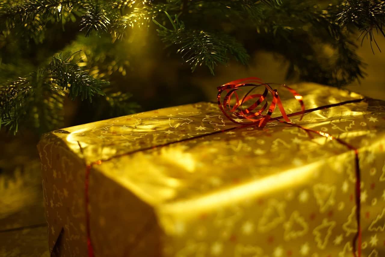 Cadeaux sous le sapin