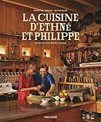 La Cuisine d'Ethné et Philippe : recettes, épices et techniques