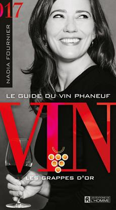 Guide du vin 2017 - Nadia Fournier