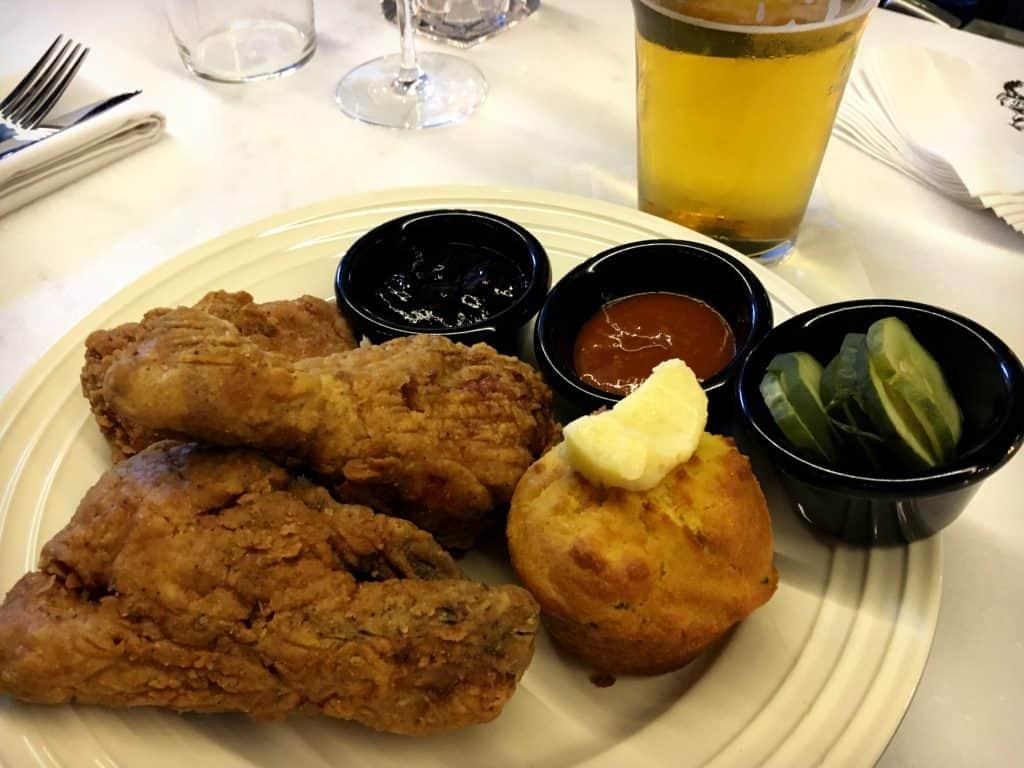 Poulet frit - Bird Bar