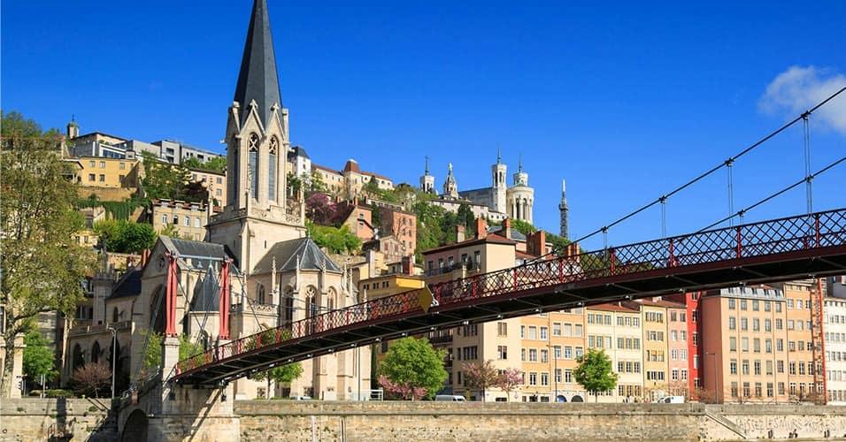 Lyon- grande ville à l'honneur à Montréal en Lumière 2017